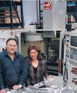 Stephen & Yvonne Hansen